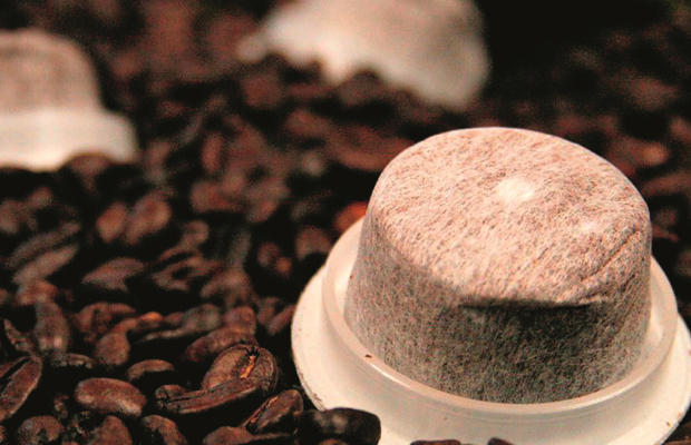 cápsulas de café biodegradáveis