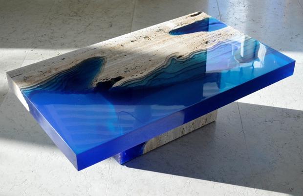La Table mesas oceano