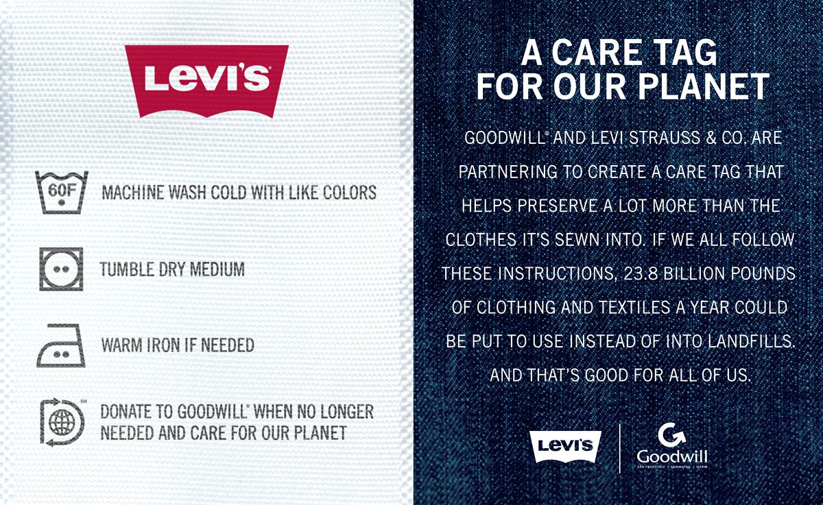 Levi s cria a 1º calça jeans reciclada do mundo feita a partir de ... c8f9b14245d
