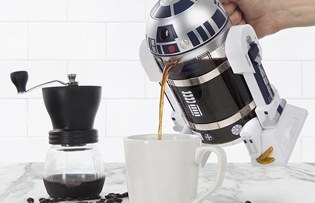 Cafeteira R2-D2 Star Wars