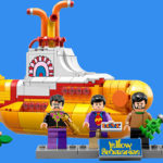 We all live in a yellow submarine! Lego lança coleção exclusiva dos Beatles