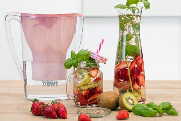 jarra purificadora água BWT