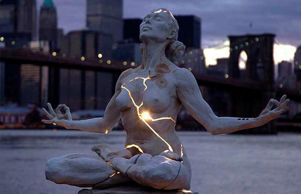 esculturas NY Paige Bradley