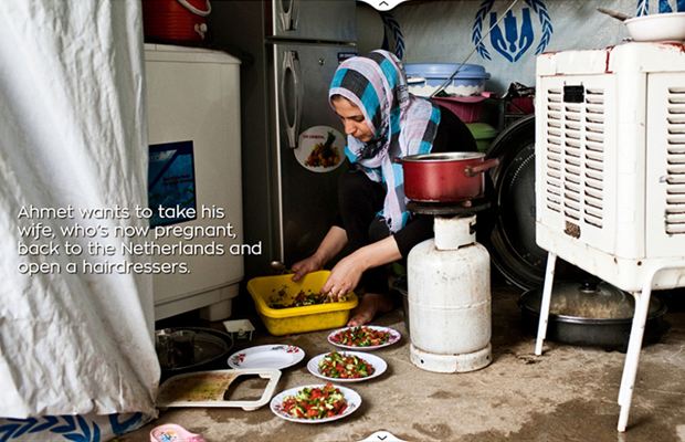 Refugee Republic documentário campo de refugiados