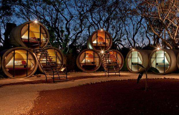 micro hotéis