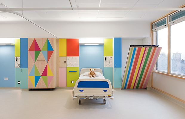 hospital infantil Sheffield Children's Hospital