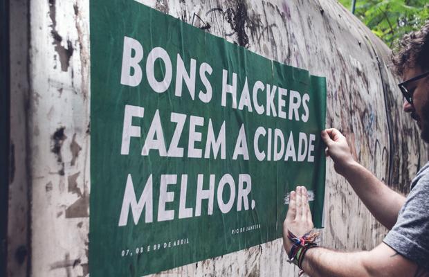 """Hack the City: Evento desafia jovens a idealizarem projetos sociais criativos para """"hackear"""" o Rio. Participe!"""