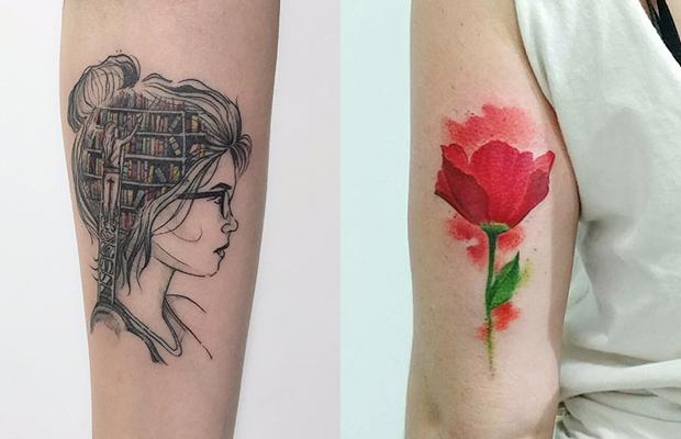 João Victor Martins JV tattoo