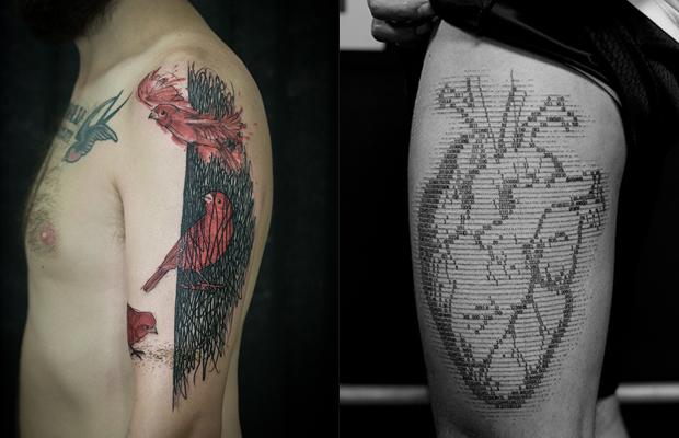 Taiom tatuador