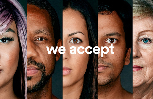 airbnb #weaccept