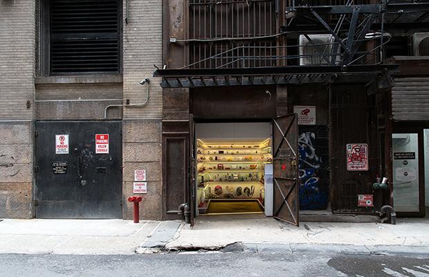 Mmuseumm: este é o menor museu do mundo, construído em um elevador abandonado em Nova York
