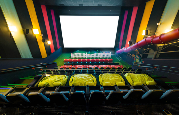 salas de cinema Cinépolis Junior