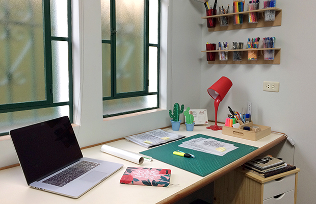 Home Office Marina Viabone