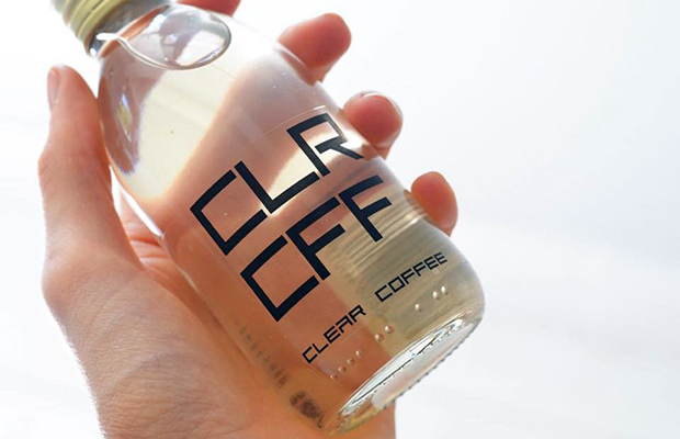 Clear Coffee café incolor
