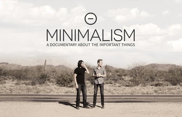documentários para assistir minimalism