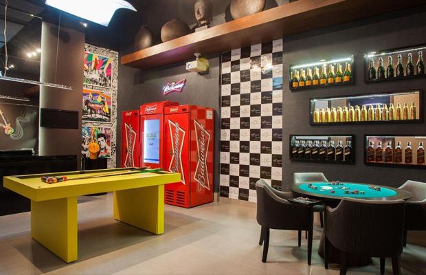 Divers o e d cor 5 dicas para criar uma sala de jogos - Decoracion habitacion juvenil masculina ...