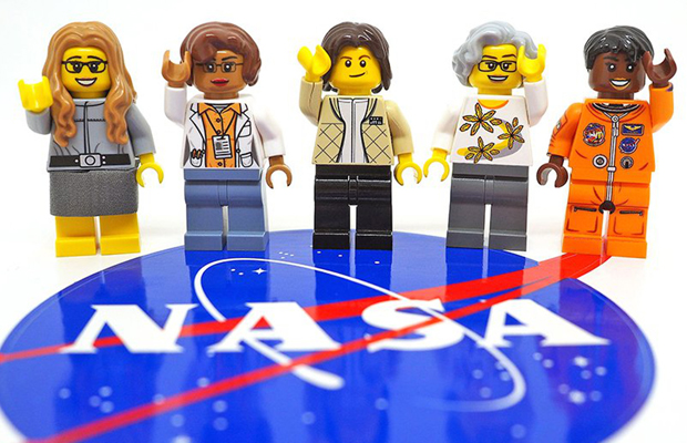Women of NASA LEGO