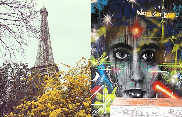 Paris mini roteiro