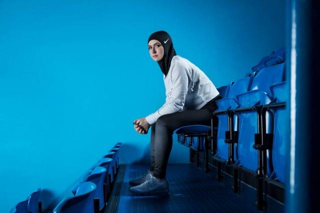 "Nike lança ""Pro Hijab"" para atletas muçulmanas"