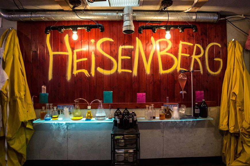 Trailer-bar com inspiração em Breaking Bad estaciona em Nova York neste verão