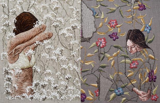 Michelle Kingdom bordados