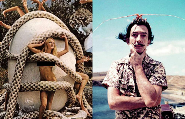 fotos salvador dali playboy anos 70