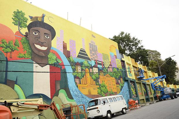 Bixiga: Conheça os graffitis do icônico bairro de São Paulo e os artistas que os pintaram