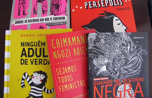 dicas livros escritos por mulheres