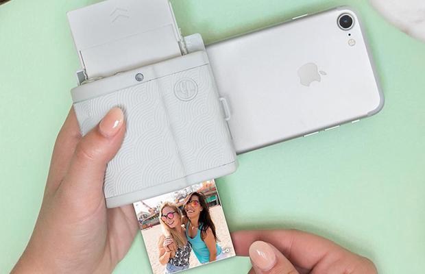 Prynt Pocket câmera case impressão fotos
