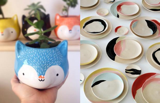 cerâmica artista brasileira