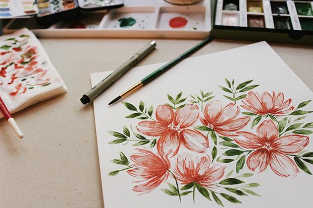 desperte seu lado artístico