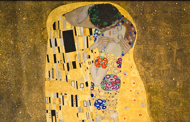 O Beijo Gustav Klimt