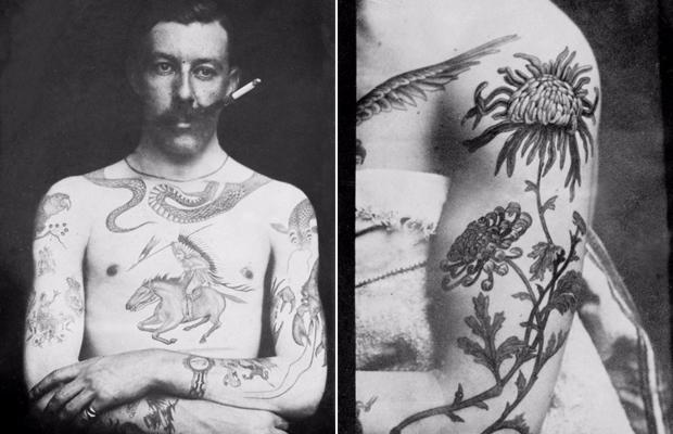 Sutherland Macdonald tatuador histórico