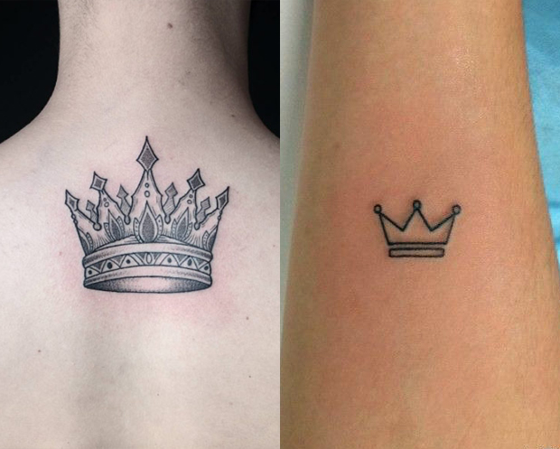Tatuagens de coroa conhea alguns significados e inspiraes para as tatuagens de coroa so versteis e tm um simbolismo profundo que tal se inspirar na ideia para adornar sua beleza interior e exterior thecheapjerseys Image collections