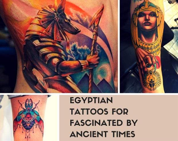 tatuagens egípcias Egito