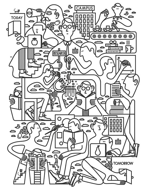 5 tendências em design gráfico para ficar de olho e se inspirar