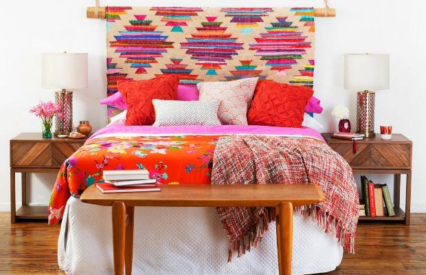 cabeceira de cama DIY decoração faça você mesmo