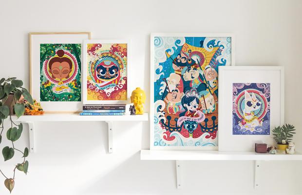 Fuku Collection Clau Souza