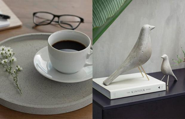 10 marcas de pequenos produtores brasileiros que criam incríveis objetos em concreto - Follow the Colours