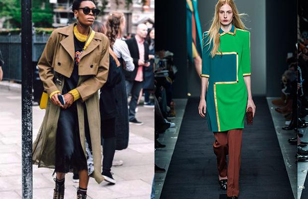 O relatório da Semana de Moda de Londres (London Fashion Week Autumn Winter  2018) apresentou além dessas tendências 557467e84f81d