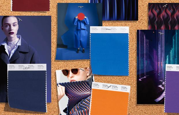 Pantone anuncia 12 tendências de cores que vão dominar a moda outono-inverno 2018/19
