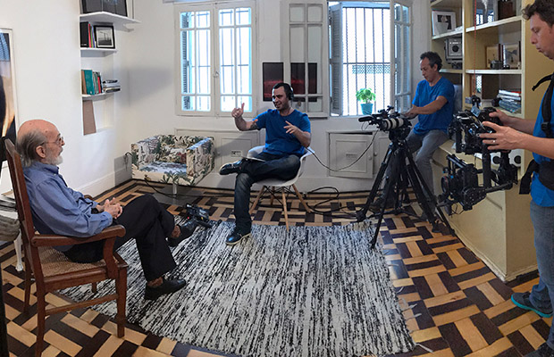 websérie No Olhar fotógrafos brasileiros