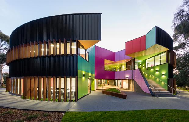 cores na arquitetura