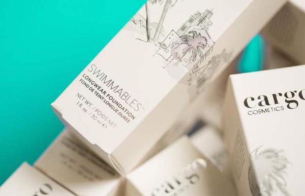 Cargo Cosmetics prova d'água
