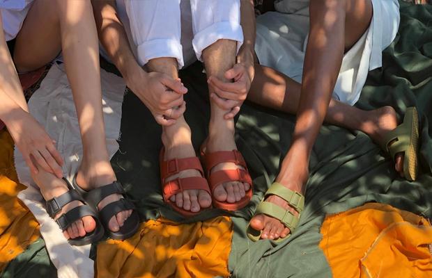 No caminho do bem! Conheça a Linus, marca brasileira que traz sandálias veganas confortáveis, laváveis e 100% recicláveis - Follow the Colours