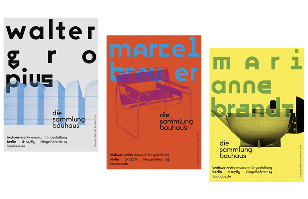 Sascha Lobe design Bauhaus