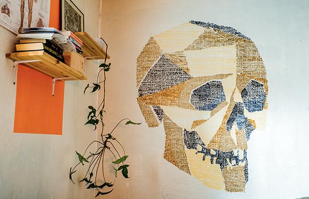 Leonardo Robot Muralist