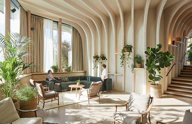 centro maggie de tratamento Leeds arquitetura