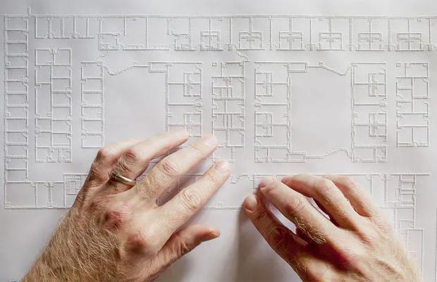 arquiteto cego Chris Downey