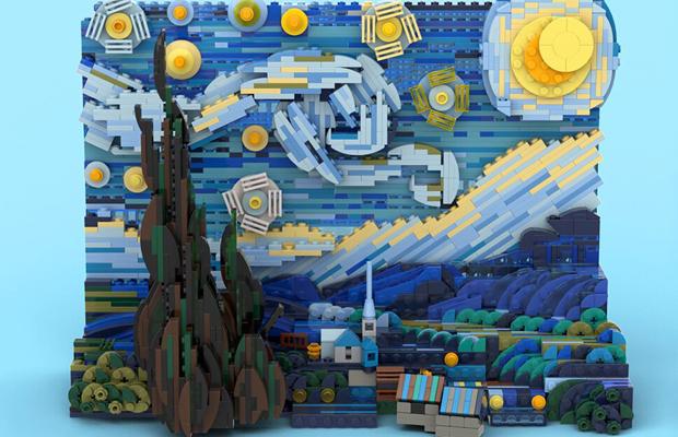 LEGO A Noite Estrelada